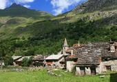 Puzzle Le charme d'un village authentique
