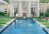 Puzzle POOL HOUSE