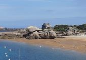 Puzzle Du côté de TREGASTEL en Bretagne