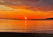 Puzzle lever de soleil sur st tropez