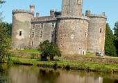 Puzzle chateau médiéval