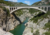 Puzzle les gorges de l'Hérault