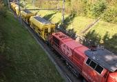 Puzzle Train entretien des voies