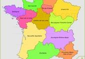 Puzzle Régions de France