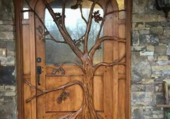 Puzzle Une porte étonnante