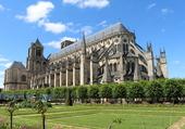Puzzle Bourges cathédrale